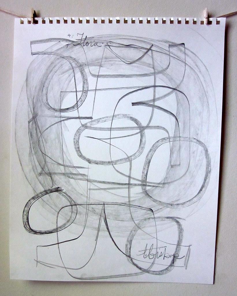 Tim Biskup Sketch