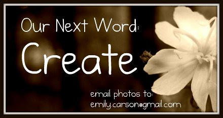 Next Week's Word, Create