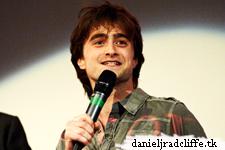 Daniel surprise guest at Movie-Con III