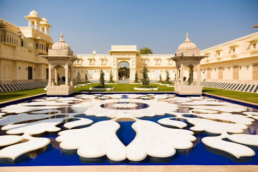 Royal experience at destination wedding in Udaipur