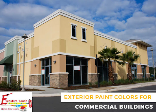 How to Choose Exterior Paint Colors for Commercial Buildings in Toronto?