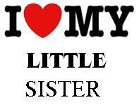 I Love My Little Sister Quotes Clipart Panda Free Clipart Images