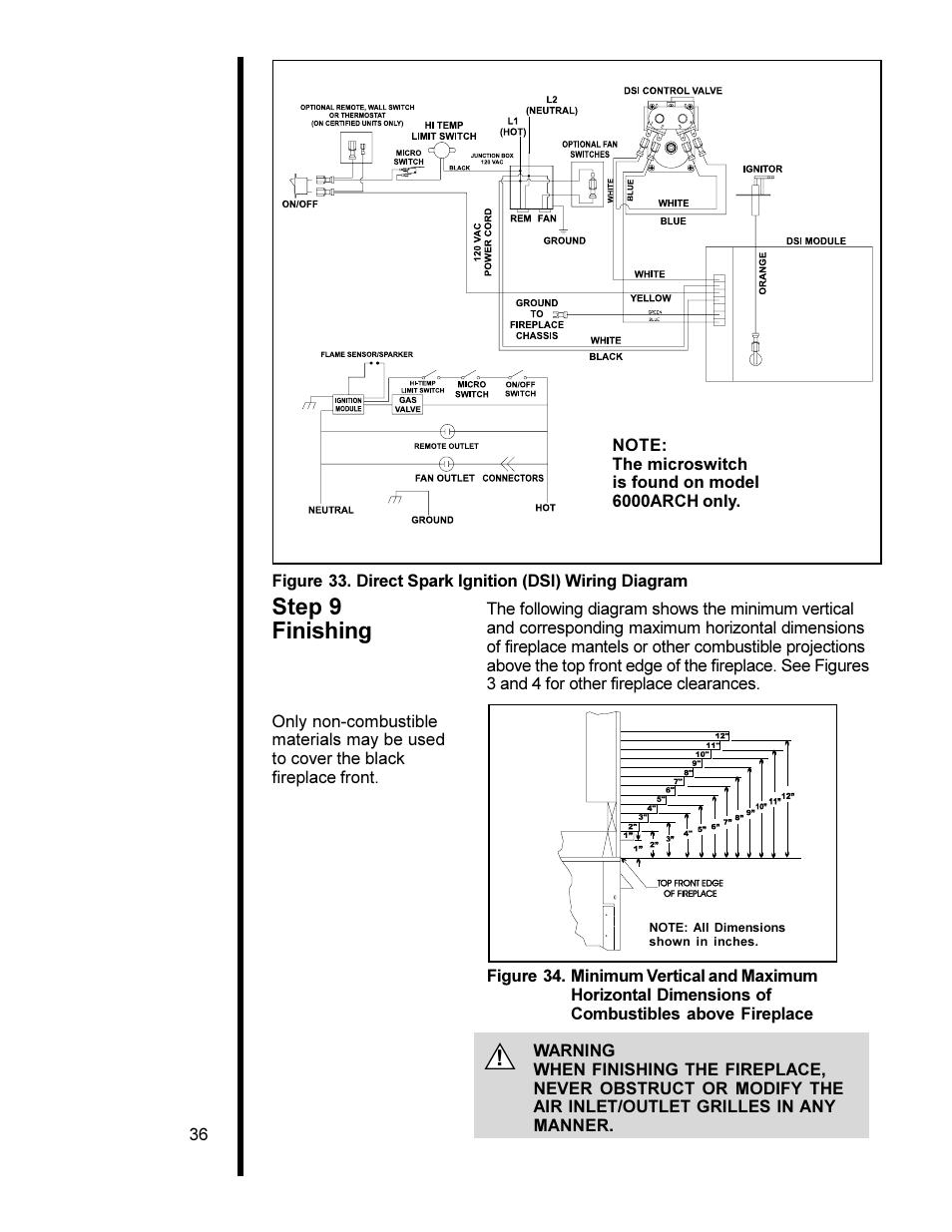 Flame Sensor Wiring Diagram
