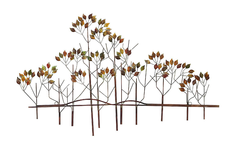 Metal Tree Wall Decor - Nice Art | Cool Ideas for Home