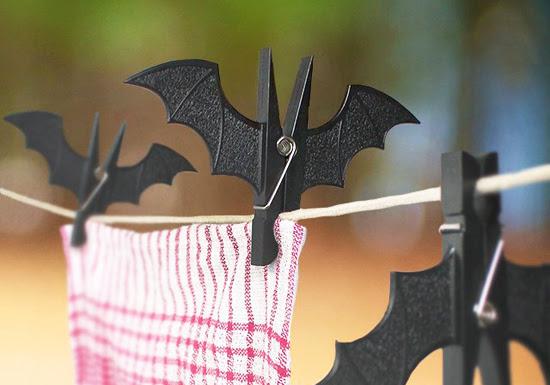 Аксесоари в стил Halloween щипки
