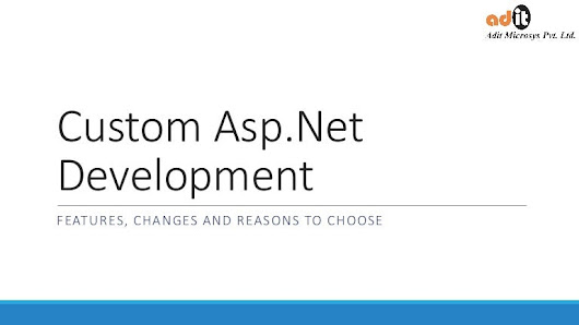 What Is The Need Dynamic Compilation In Asp.Net Development