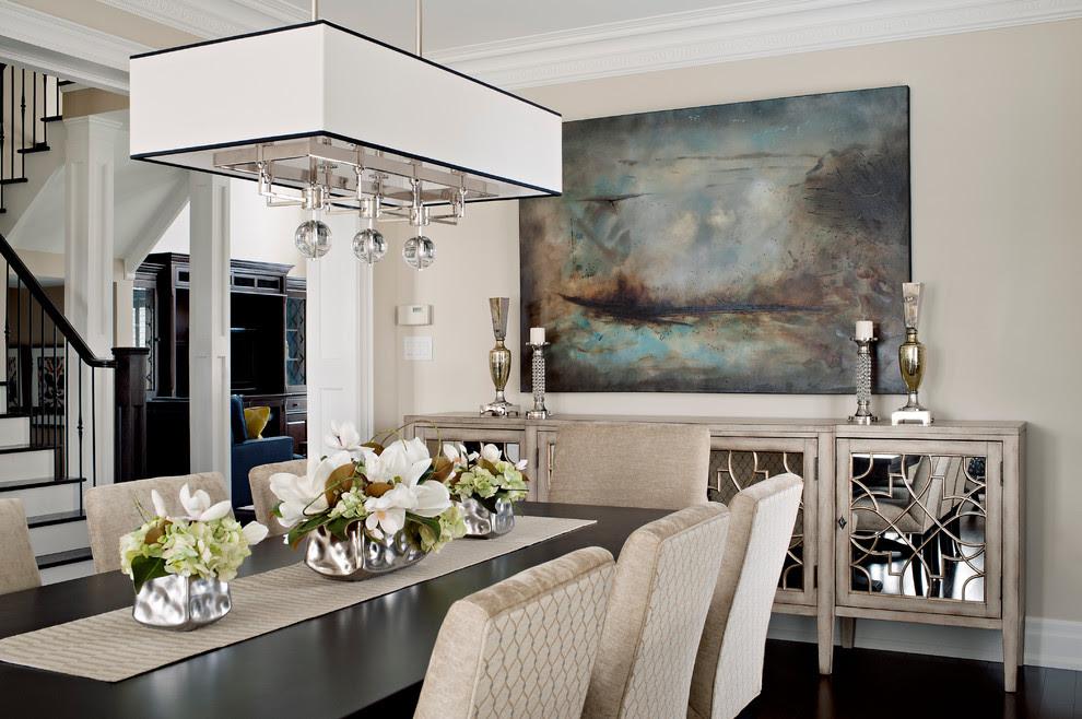 Dining Room Sideboards Elegant Decorating Ideas