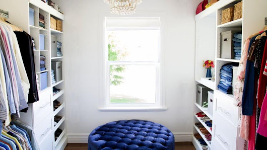 Luxurious Closet Transformation