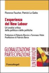 L'esperienza del new labour. Un'analisi critica della politica e delle politiche