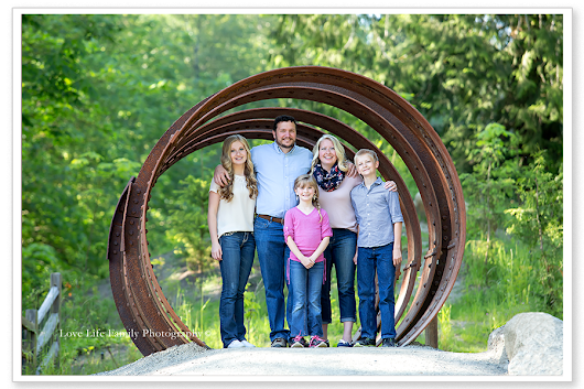 Snoqualmie Falls Family Photographer | Pease Family