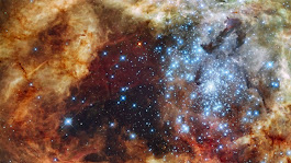 Old star clusters could have been the birthplace of supermassive stars, claims new Surrey study | University of Surrey
