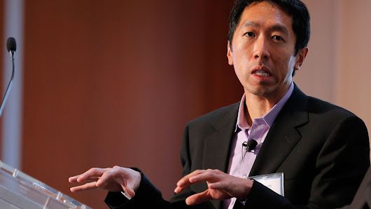 AI pioneer Andrew Ng says his new online course will help build 'an AI-powered society'