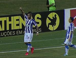 Frame Betinho Paysandu x ABC (Foto: Reprodução)