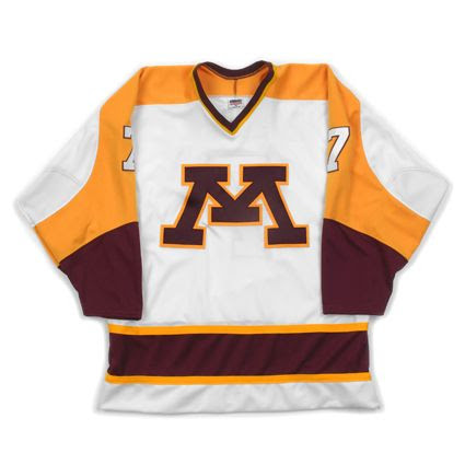 Minnesota Gophers 1980-81 R jersey photo Minnesota Gophers 1980-81 H F.jpg