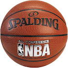 Spalding NBA All Conference Basketball, Brown/Silver