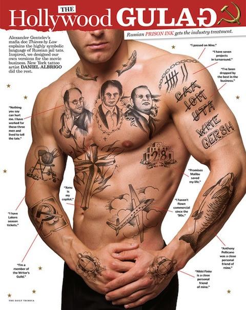 Mafia Russian Photo On People Tattoo Tattoomagz