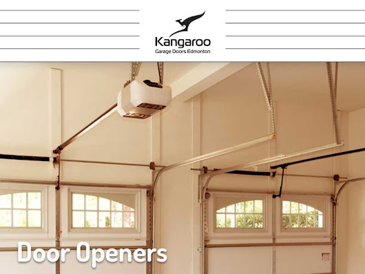 Door Openers - Kangaroo Garage Doors