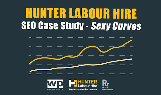 Hunter Labour Hire SEO Case Study - Sexy Curves | WordPress SEO