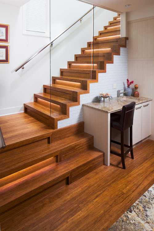 Staircase Lighting | Houzz