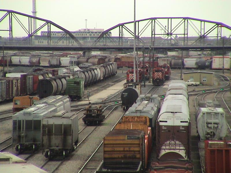CP Winnipeg Yard