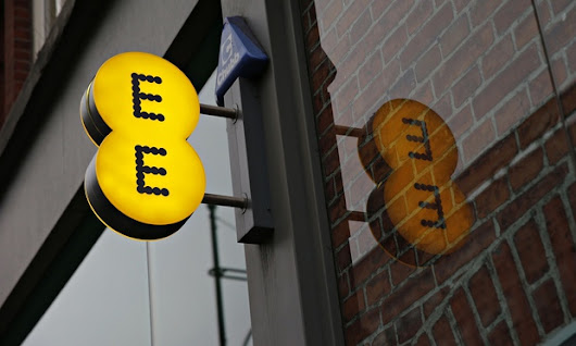 BT in talks to buy mobile phone operator EE for £12.5bn | Business | The Guardian