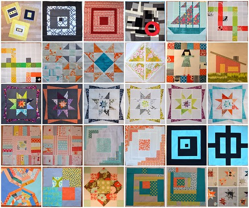 Bee Blocks 2 - 2012
