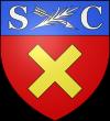 Blason ville fr Saint-André-de-Sangonis (Hérault).svg