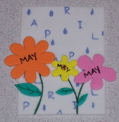 April Showers & May Flowers