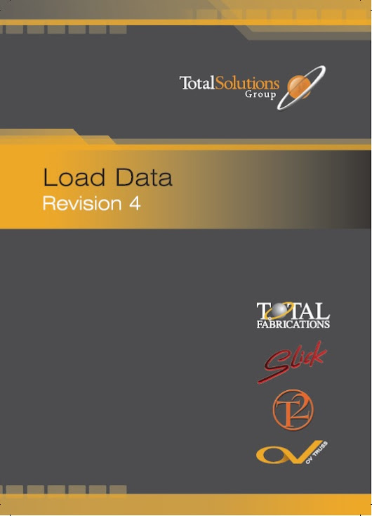 Total Solutions Group aluminium truss loading booklet