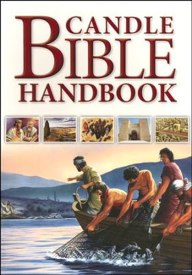 Candle Bible Handbook  -     By: Terry Jean Day