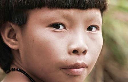 Hakani a menina que nasceu da terra