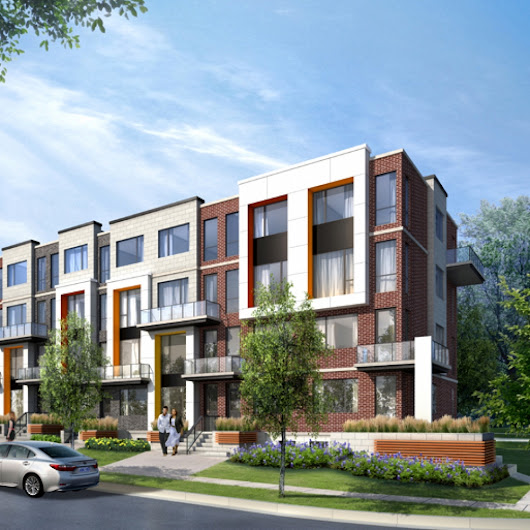 Downsview Park Townhome by Mattamy|Central North York Near Subway & Park|$490,000