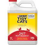 Tidy Cats Scoop 24/7 Performance Odor Control Cat Litter, 20-lb jug