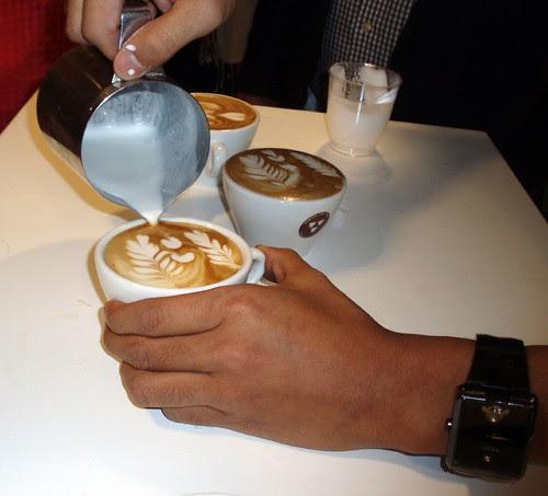 jack hanna, world latte art champion