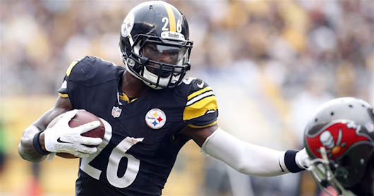 Pittsburgh Steelers RB Le'Veon Bell facing four game suspension for missed drug test