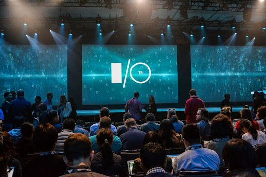 What's Happening At Google I/O 2015