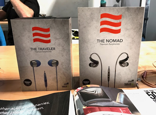Echobox Nomad and Traveler - CES 2017