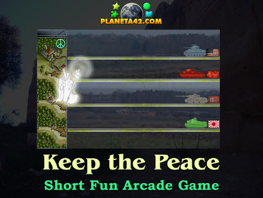 Keep the Peace Online Game | History Learning Game