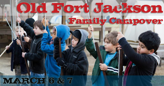 2015 Old Fort Jackson Family Campover