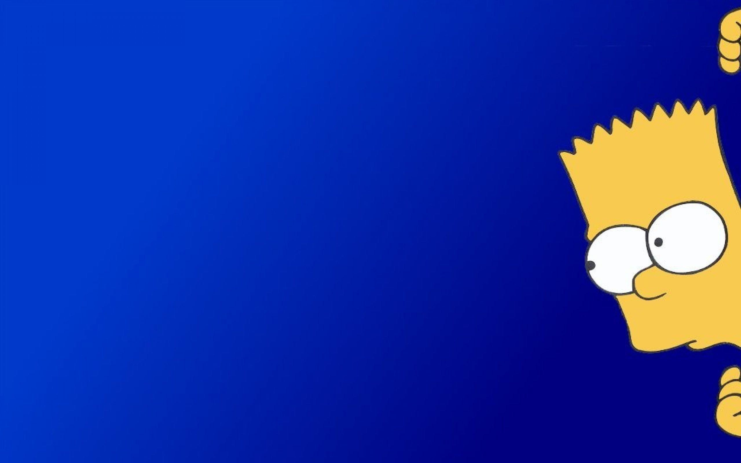 Bart Simpson Hd Wallpaper 74 Images