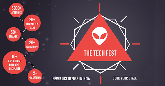 Explore your Business to Students in THE TECH FEST