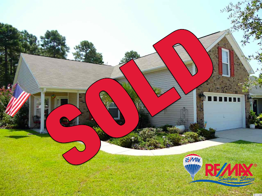 SOLD! 2267 Beauclair Court in Berkshire Forest | Myrtle Beach Homes | Carolina Forest Homes For Sale