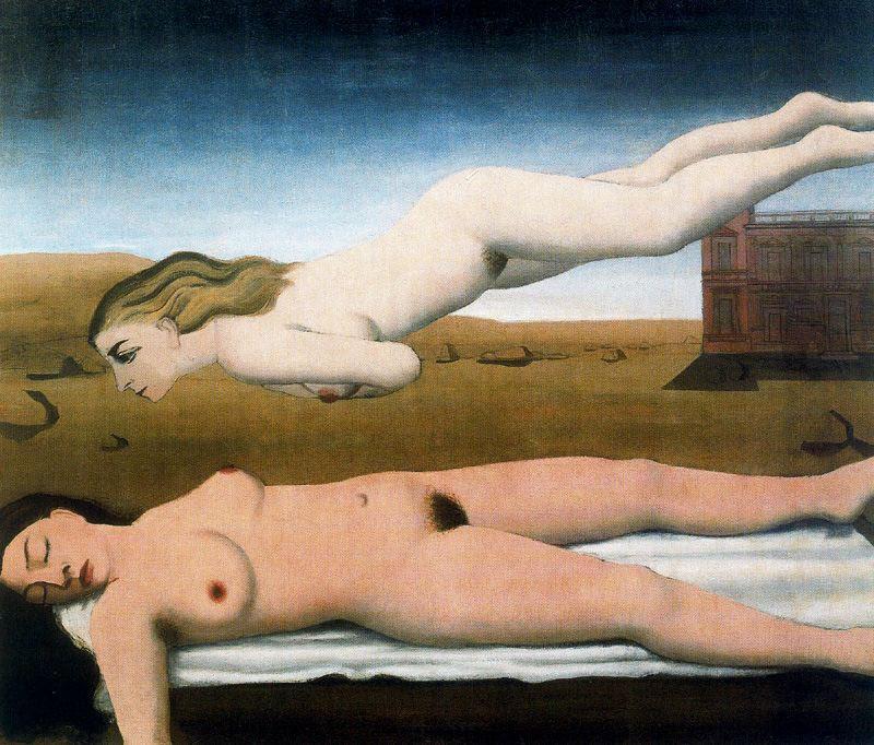 Surrealismo Delvaux