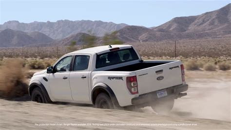 ford ranger raptor hardtop ford cars review release