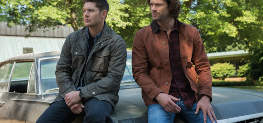 "Supernatural Season 13 Premiere Photos: ""Lost and Found"""