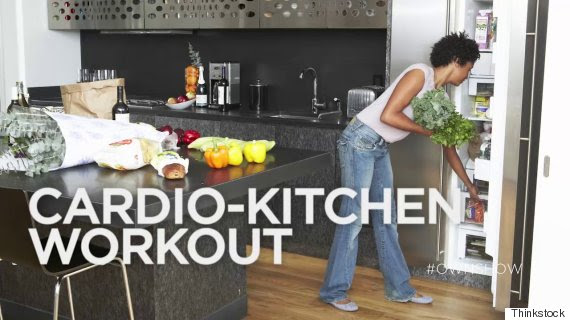 own ownshow 10 minute workout kitchen