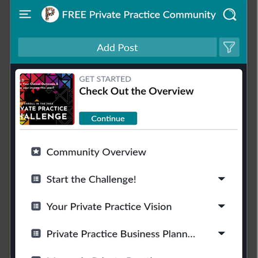 THE Fabulous Free App for Therapists in Private Practice