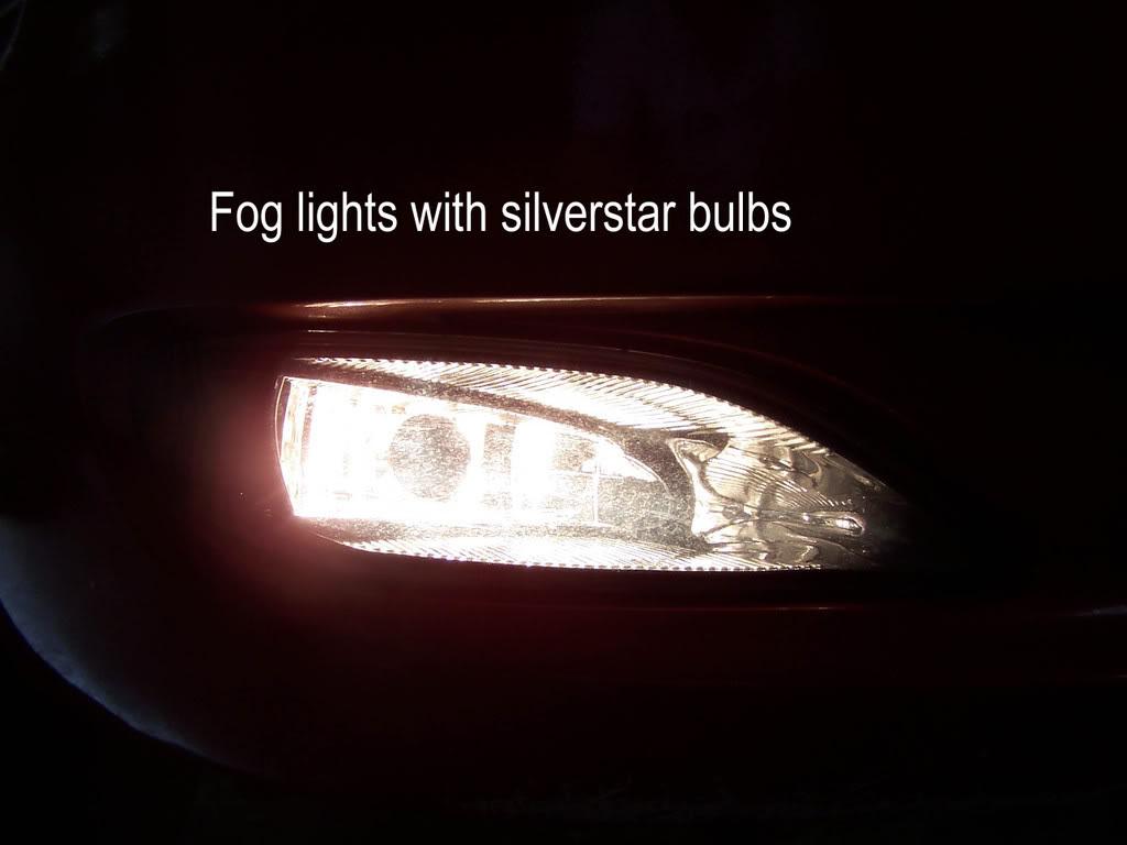 Fog Lights 05 Corolla Toyota Corolla Diy