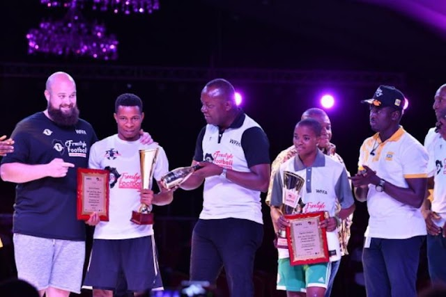 Poco Lee, Raybekah And More Confirmed For Nigerian Freestyle Football Championship Lagos Regional Auditions At Rowe Park