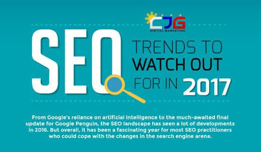 SEO Trends To Watch Out For In 2017